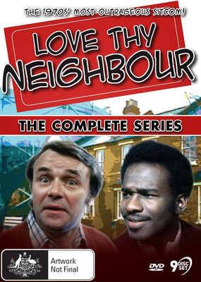 Love Thy Neighbour: The Complete Series (Special Edition)