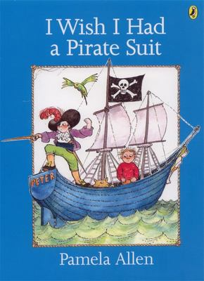 I Wish I Had a Pirate Suit
