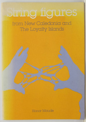 String Figures from New Caledonia and the Loyalty Islands