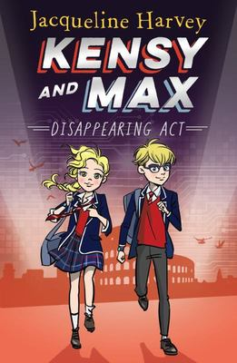Disappearing Act (Kensy and Max #2)