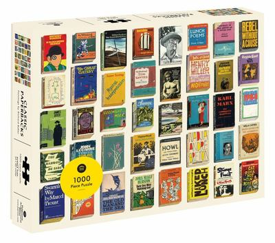 Classic Paperbacks 1000pc Jigsaw Puzzle