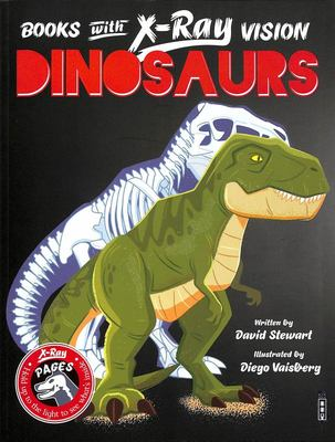 Books with X-Ray Vision: Dinosaurs