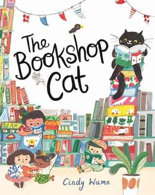 The Bookshop Cat