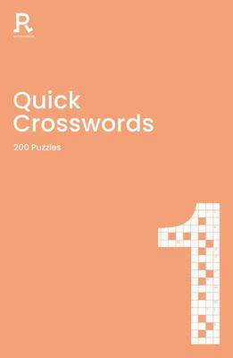 Quick Crosswords Book 1