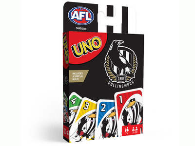 Uno! AFL Collingwood