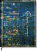 Paperblanks Monet Journal - Water Lilies Ultra Lined