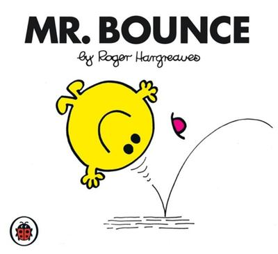 Mr Bounce (Mr Men & Little Miss)