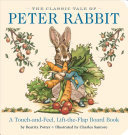 The Classic Tale of Peter Rabbit Touch-And-Feel Board Book
