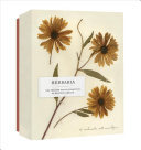 Herbaria - The Pressed Plant Collection of Beatrix Farrand - 12 Notecards and Envelopes