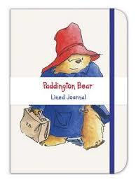 Paddington Bear Journal