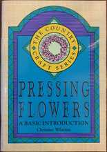 Homepage maleny bookshop   pressing flowers   the country craft series