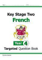 KS2 French Targeted Question Book - Year 4
