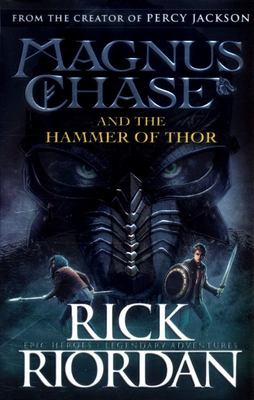 Magnus Chase and the Hammer of Thor (#2)