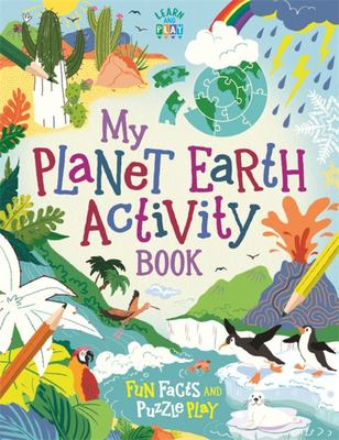 My Planet Earth Activity Book - Fun Facts and Puzzles
