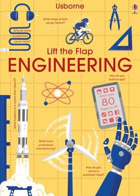 Lift-the-Flap Engineering (Usborne Lift-the-Flap Board Book)