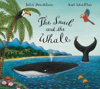 The Snail and the Whale (HB)