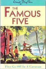 Five Go Off in a Caravan (Famous Five #5)
