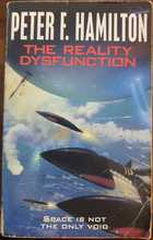 Homepage maleny bookshop   the reality dysfunction  book one of the night s dawn