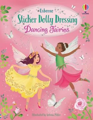 Dancing Fairies (Sticker Dolly Dressing)