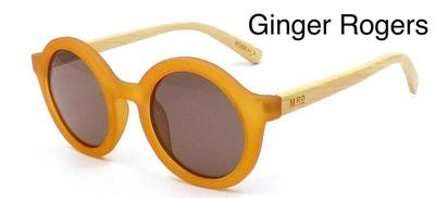 Sunnies - Ginger Rogers Burnt Orange #3503