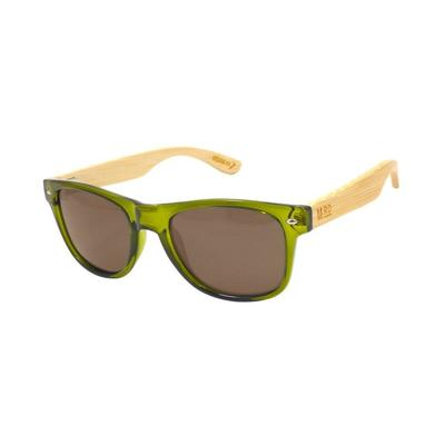 Sunnies - Olive Green Wood Arms #3004