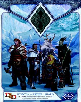 Legacy of the Crystal Shard - Sundering Adventure 2