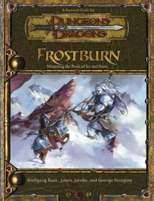 Frostburn - Mastering the Perils of Ice and Snow
