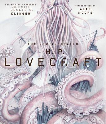 The New Annotated H. P. Lovecraft V1 (HB)