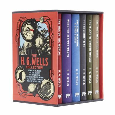 The H. G. Wells Collection - Boxed Set