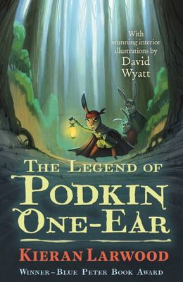 The Legend of Podkin One-Ear (The Five Realms #1)