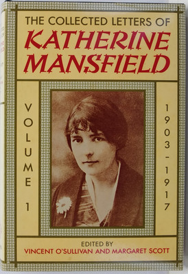 The Collected Letters of Katherine Mansfield 1903-1917