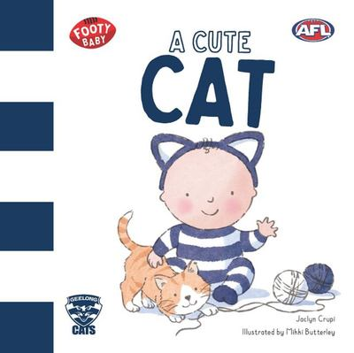 A Cute Cat - Geelong Cats