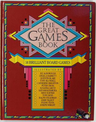 The Great Games Book -  14 Brilliant Board Games]