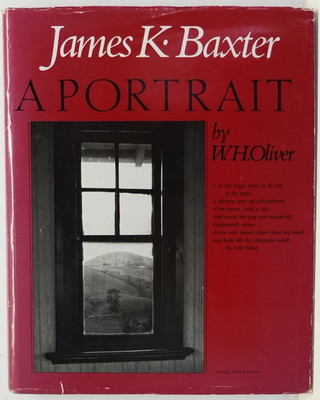 James K. Baxter -  A Portrait