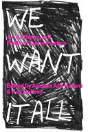 We Want It All - An Anthology of Radical Trans Poetics