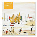 Adult Jigsaw Puzzle L. S. Lowry: Yachts (500 Pieces) - 500-Piece Jigsaw Puzzles