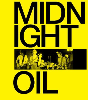 Midnight Oil : The Power and the Passion