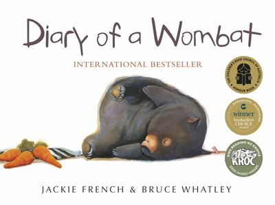 Diary of a Wombat (H/B)