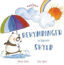 A Big Hug Book: Worries Are Like Clouds (Danish) / Bekymringer er ligesom skyer