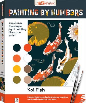 Painting by Numbers: Koi Fish