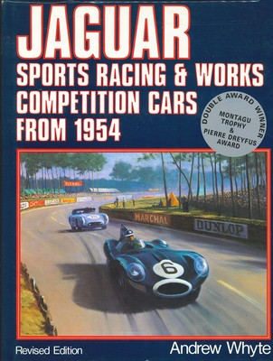 Jaguar Sports Racing & Works Competition Cars from 1954