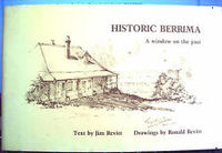 Homepage historic berriwa