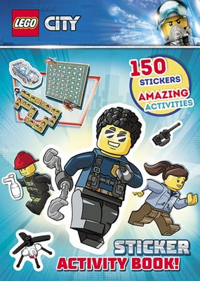 LEGO City: Sticker Activity Book