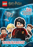 The Triwizard Tournament Sticker Activity Book (LEGO Harry Potter)