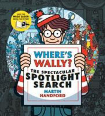 Where's Wally? The Spectacular Spotlight Search (#11 Where's Wally)