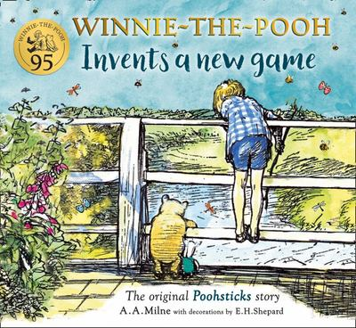 Winnie-the-Pooh Invents a New Game