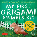 My First Origami Animals Kit