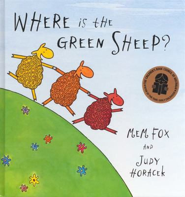 Where is the Green Sheep? (HB)