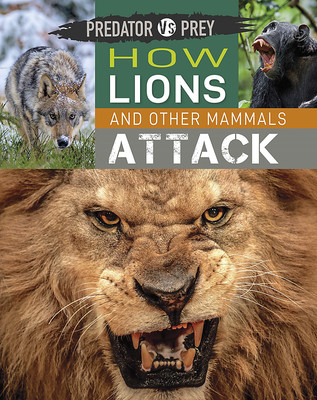 Predator vs Prey: How Lions and other Mammals Attack