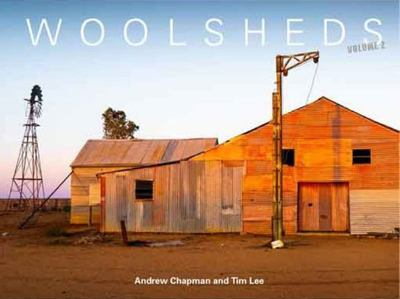 Woolsheds (Volume #2 HB)